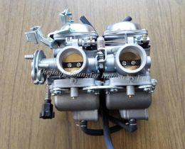 Wholesale Twin Carburetor for Motorcycle Rebel CA250 CMX250 CMX250C Vento Barracuda QJ KEEWAY Supertiger QJ250 FMM Engine