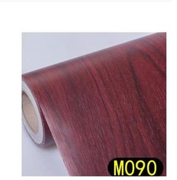 Wholesale Thickened wallpaper self adhesive stickers furniture wood doors with desktop cabinet renovation film protective film389 F
