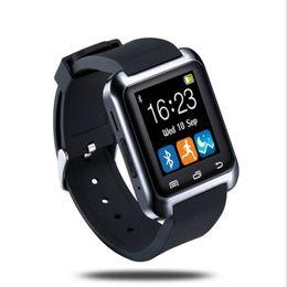 New U80 Smart Watch 2016 smart home Android SmartWatch Digital Sport Wrist U10 smartWatch Pair For iOS Android Phone U8 DZ09 U80 Smartwatch
