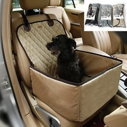 Wholesale Pet Fashion Series Dog supplies Dog Car Seat Covers front seat waterproof cover colors