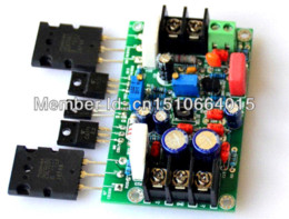 Wholesale DX amplifier tube SA1943 SC5200 output mono amplifier board adjustable A discrete tube rear amplifier PCB board only