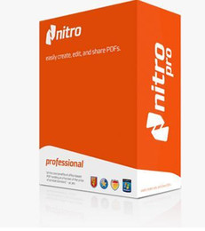 Wholesale 2016 Hottest Nitro PDF Pro Enterprise v10 Register English Version PDF processing tool Global Seconds Send