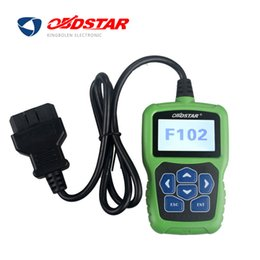 Wholesale Original OBDSTAR F102 for Nissan Infiniti Automatic Pin Code Reader Pincode with Immobiliser and Odometer Function