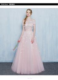 100%real royal light pink beading slash collar flower embroidery long dress Medieval dress Renaissance gown court dress Victoria dress