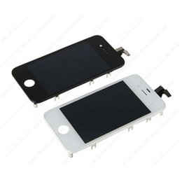 Wholesale Original LCD Display Touch Screen Grade A Cell Phone LCD Display Module Complete Assembly for iphone S