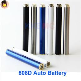 Wholesale Auto mah d battery for kr808d e cigarettes or DSE901 Electronic cigarettes KR808d battery mah auto d battery