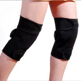 1 Pair Tourmaline Self Heating Kneepad Magnetic Therapy Knee Support Tourmaline Heating Belt Knee Massager
