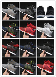 Wholesale 40 with shoe box ORIGINAL quality zoom speed trainer gray Black blue man shoes running sneakers