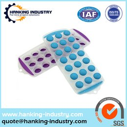 Wholesale Silicone rubber manufacturer compression mould Custom molded part