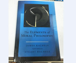 Wholesale 2016 Hot selling book The Elements of Moral Philosophy New Book