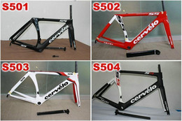 Wholesale 2016 cheap carbon frame s Carbon Road Frame fork headset seatpost carbon bicycle frame road bike