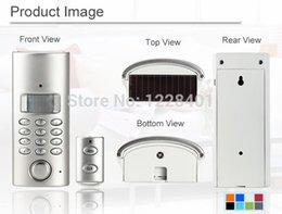 Wholesale Alarm Remote control Wireless Solar automatic dialing function alarm SP61R DIY Low power consumption Automatic alarm Security