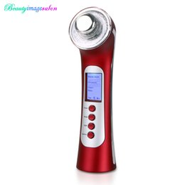 3MHz Ultrasound Led Photon Nutrition Plus Treatment Galvanic ION Wrinkle Remover Face Cleaning Skin Rejuvenation Anti-aging Beauty Device