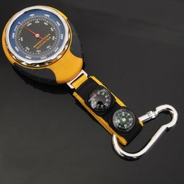 Wholesale High precision Multifunctional Altimeter Height Air Pressure Temperature And Compass function