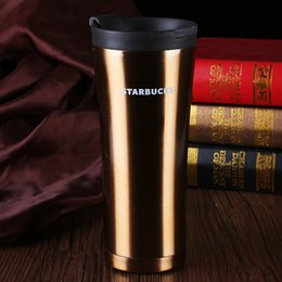 Wholesale Starbucks stainless steel mug cup coffee cup high end automotive business gifts