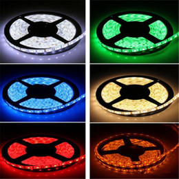 Popular music 5M 5050SMD RGB 12V Music Sound Sensor LED Strip Light christmas gift Waterproof IR Controller 20 keyds Include Adapter 30set
