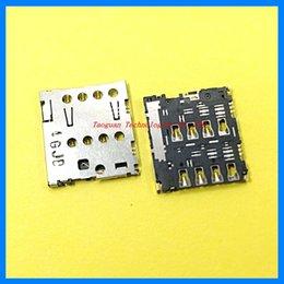Wholesale Geniune New SIM Card Socket Holder Tray Slot Repair Parts for ASUS ZENFONE5 a500cg A501 KL ZENFONE6 A600CG