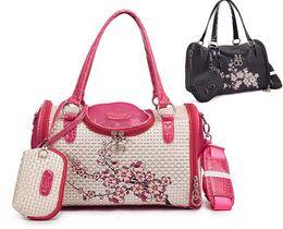Pet Supplies Dog Bag Cat Bag Dog Carrier Tote Luggage Bag Traveling Portable Shoulder Bag Convenient Fashion 1PC 006#