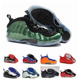 Wholesale 2016 Foamposites One Air Penny Hardaway Basketball Shoes For Men High Quality Foamposite Athletic Sport Sneakers Eur
