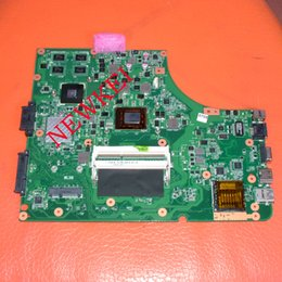 Wholesale K53SD motherboard REV for ASUS laptop N3EMB1401 A05 N0KDM14A05 DDR3 with onboard i3 processor GT M G Full tested