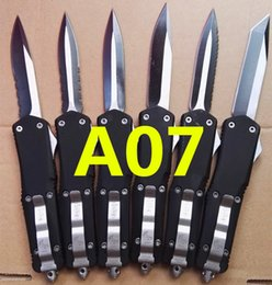 microtech Troodon A07 10 models optional Hunting Folding Pocket Knife Survival Knife Xmas gift for men 4pcs freeshipping