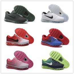 Wholesale 2016 Correct Version Maxes II KPU Mens Running Shoes Airs Popular Outdoor Best Top quality Sports Sneakers Size Drop Shipping