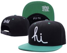Wholesale In4mation Aloha Army Baseball Caps Snap Back Hats Mesh Cap HATS STRAPBACK SPORT CAPS Baseball Cap Top quality Snapback caps