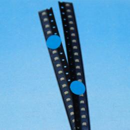Wholesale 100Pcs set Blink Flashing Diodes SMD LED Blue Light Blinkend Flash Diod diode radio