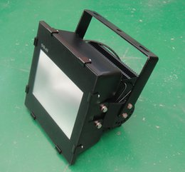 Wholesale 400w led floodlights fitting tunnel light field sports stadium lighting golf court wharf lighting with D heat dissipation FIN housing