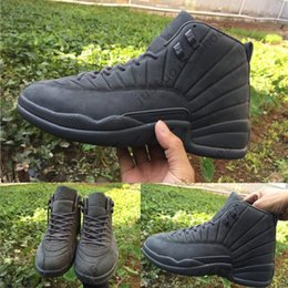Wholesale 2016 dan XII Retro PSNY Public School New York Men s Basketball Shoes Original Jordan12 s Men Sneakers Us Size