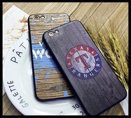 Wholesale wood wooden case for iphone iphone plus original ecology bamboo wood cover Shockproof TPU material wood phone shell freeshipping