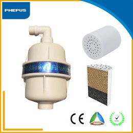 Wholesale Best price Universal Chlorine Remove Stage KDF Carbon House use Bio Shower Water Filter Cartridge