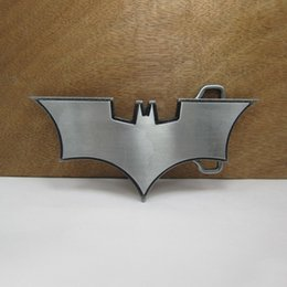 BuckleHome metal bat belt buckle animal belt buckle with pewter plating FP-02853 free shipping