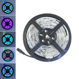Promotion couleur de rêve magique 5M / rouleau WS2811 rêve Color Magic IP67 étanche 5050 LED Strip DC12V 30LED / M Pas besoin Contrôleur LED Ruban d'éclairage pour la décoration de vacances