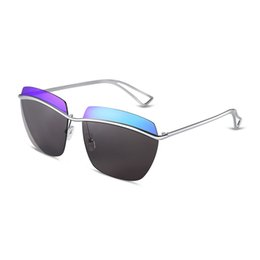 Gafas de diseño fresco en Línea-026 Retro UV400 2016 del verano del diseñador gafas de sol protegen Men Cool Gafas de sol al aire libre conducción oferta al por mayor fábrica de Pesca