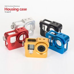Wholesale CNC High Quality Gopros Protecter shell Protective Case for Go Pro Hero