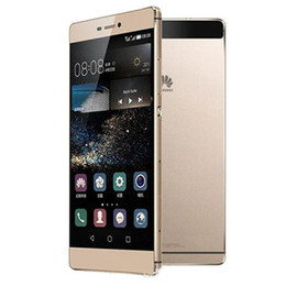 Wholesale unlocked Huawei P8 Plus smartphone Inch dual sim P metal body HD MTK6582 GB ROM Android MP Camera