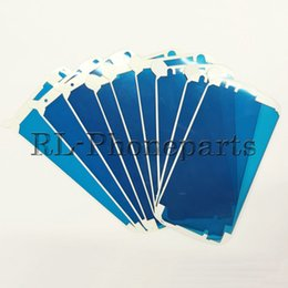 100pcs lot Adhesive glue lcd touch screen front outer lens glass frame For Samsung Galaxy S7 S6 S5 S5 mini S4 S4 mini S3 S3 mini S2 sticker