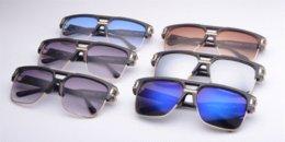 TOP Quality Luxury Men Brand Sunglasses Vintage Oversize Square Sun Glasses Women shades ss465 Cheap sunglasses uv