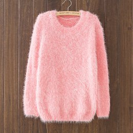 Women's Knits Tees Hedging Winter Sweater 2017 New 7 colors Women's Clothing Free Shipping