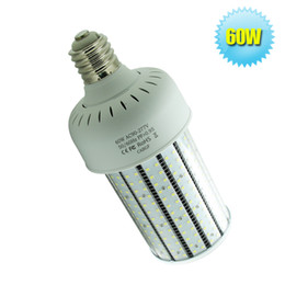 60W LED Bulbs With Clearly PC Cover SMD2835 E39 E40 Mogul Base LED Wall Pack Light Bulbs CE RoSH FCC UL Approval