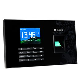 Wholesale TCP IP Employee Attendance Biometric Fingerprint Attendance Checking Machine Time Clock Recorder F6154A