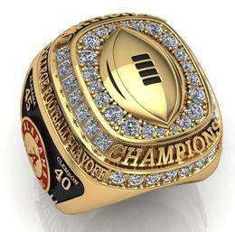 Wholesale Hot sale NCAA Ohio State Buckeyes sale replica championship rings fashion men jewelry New Sport