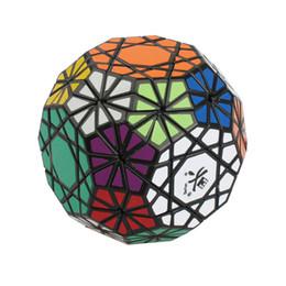 Descuento dayan juguete 2016 cubos mágicos de la nueva marca de DaYan mayor-Caliente velocidad de la gema de diamante VI rompecabezas de la torcedura del juguete Plaza de la educación cubo mágico regalo de los juguetes de aprendizaje