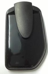Wholesale Personalized ABS Plastic Black Money Clip