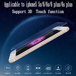 Écrans pourpres en Ligne-Ultra-mince film protecteur 6s iPhone6 violet, plus Anti-violet i7 lumière bleue anti-empreintes digitales I7 ainsi verre film plein écran 5s couverture i5