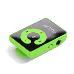 Wholesale New store big promotion Portable MP3 player Mini Clip MP3 Player waterproof sport mp3 music player walkman lettore mp3