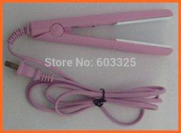 100-250V Professional Mini rose en céramique de cheveux électronique Curler Fer à friser Cheveux frisés Bod ordinateurs dropship Cheap à partir de boucle bouclée fer à friser les cheveux fournisseurs
