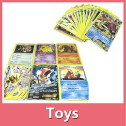 Wholesale Poke Trading Cards Games Break Point English Edition Styles Anime Pocket Monsters Cards Toys Set With Steel Box