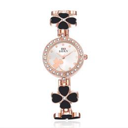 Wholesale 2016 New Brife Style quartz Watch Brand Soxy Watch Relojes Women Wristwatch Ladies Watch Clock Female Wristwatches Stainless leaf shaped wat